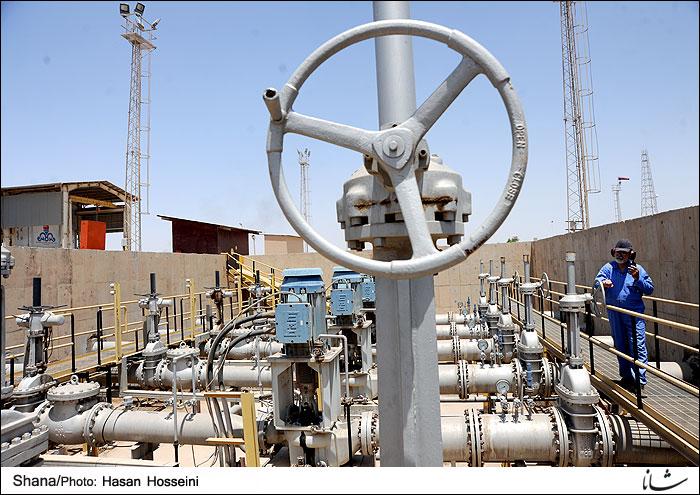 خطوط لوله و مخابرات منطقه خوزستان خط لوله انتقال نفت ، ترمیم خطوط لوله 5