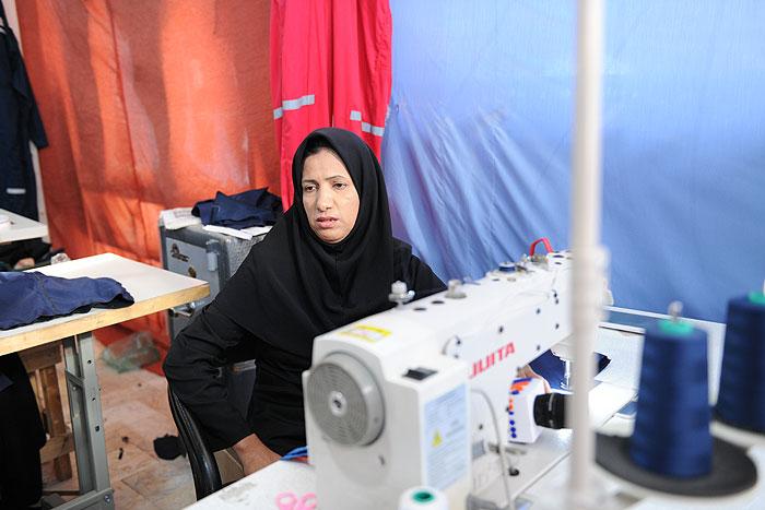 طرحهای مسئولیت اجتماعی پالایشگاه هاشمی ژاد سوپرمارکت  11