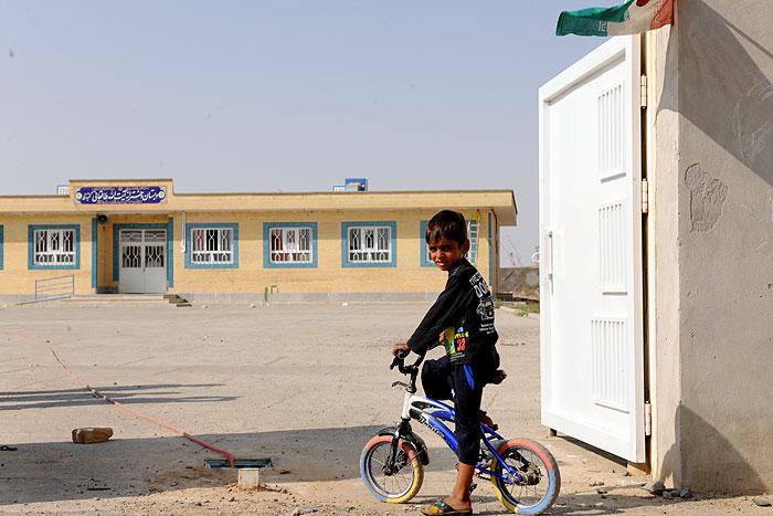 طرحهای مسئولیت اجتماعی پالایشگاه هاشمی ژاد سوپرمارکت  5