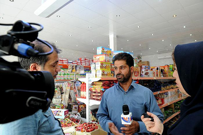 طرحهای مسئولیت اجتماعی پالایشگاه هاشمی ژاد سوپرمارکت  4