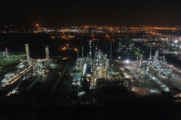 پالایشگاه ستاره خلیج فارس 2