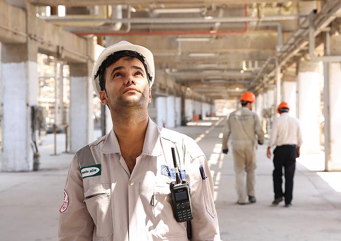 بازدید خبرنگاران از پالایشگاه ستاره خلیج فارس 11
