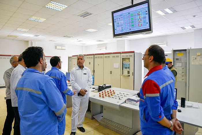انتقال گاز منطقه 5 انتقال گاز  3