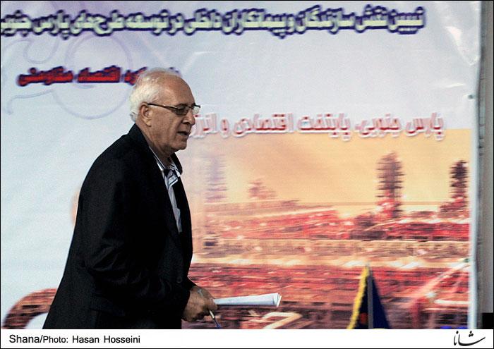 نشست هم اندیشی سازندگان ایرانی با شرکت نفت و گاز پارس