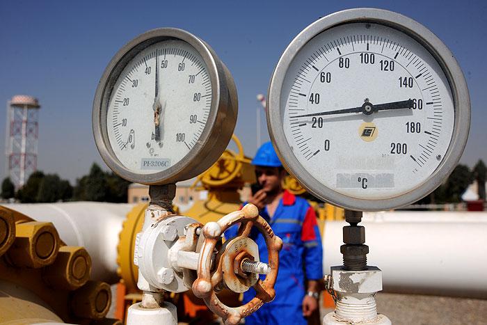 انتقال گاز منطقه 4 انتقال گاز 9