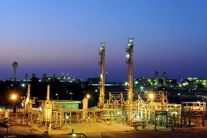 پالایشگاه هاشمی نژاد پالایشگاه گازی  تولید گاز 36
