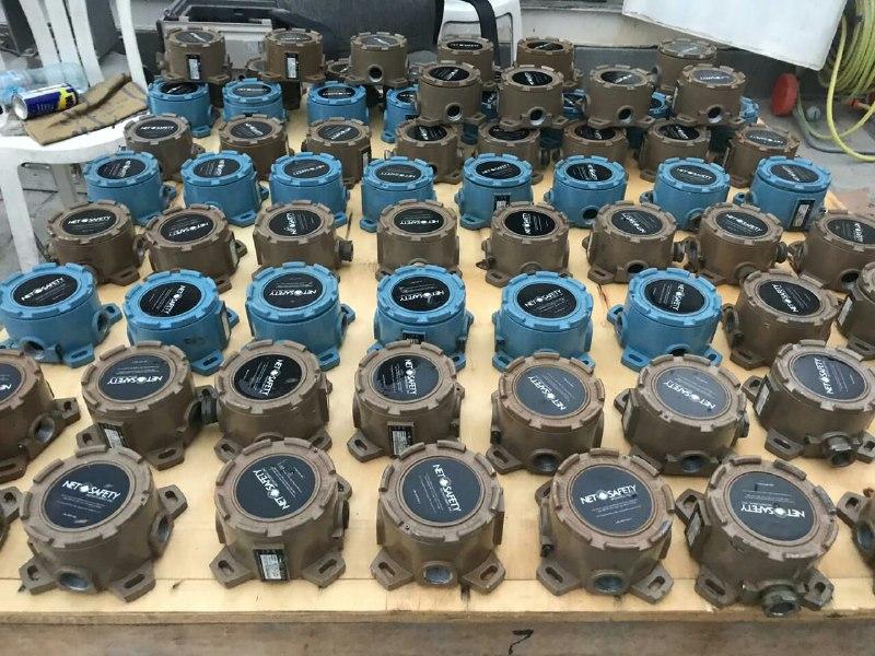 تجهیزات ابزار دقیق و سنسور