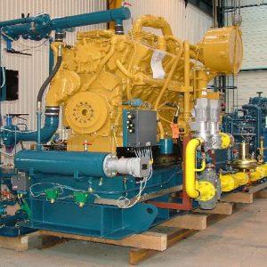 کمپرسورهای گاز صنعتی