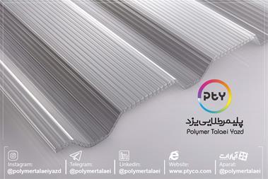 انواع ورق پلی کربنات ، ورق کریستال ، ورق پلکسی