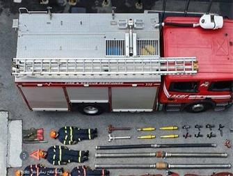 تجهیزات آتش نشانی – تهران