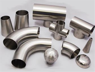 خرید زانویی لوله فولادی در سایز های متنوع