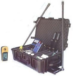 دستگاه تست پوشش لوله انتقال نفت و گاز DCVG