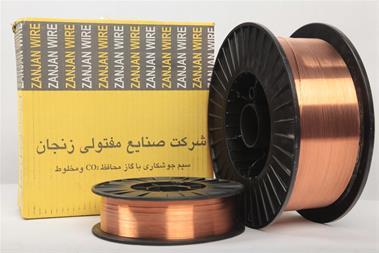 سیم جوشکاری زنجان ( Co2 ) دفتر فروش کارخانه