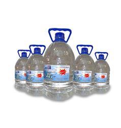 فروش عمده آب مقطر 1 لیتری و 5 لیتری