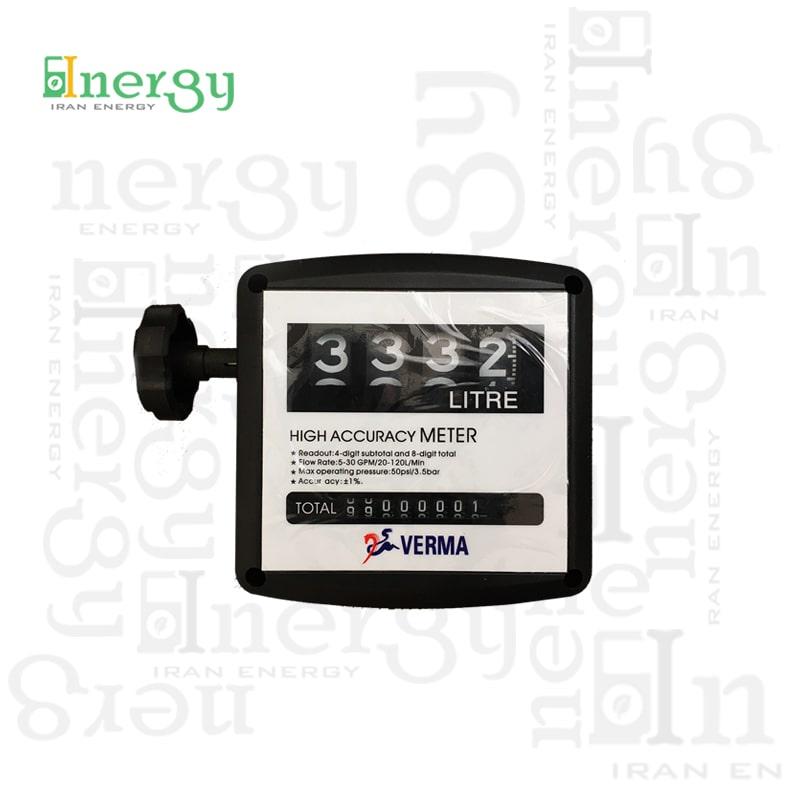 لیتر شمار گازوئیل مکانیکی ورما / Verma K44
