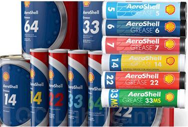 واردات و فروش گریس ایروشل AeroShell