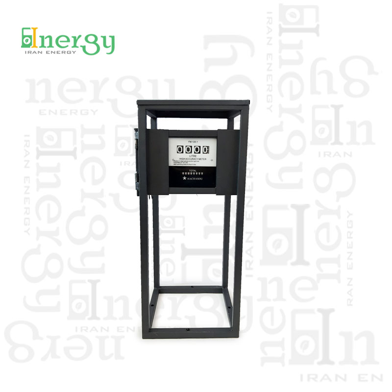 پایه محافظ لیترشمار سوخت / Meter Box