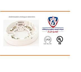 EB0010 پایه استاندارد دتکتورهای متعارف و آدرس پذیر – تهران